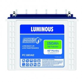 Luminous PC 18042 150 Ah Tallt Tubular