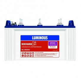 Luminous RC 15000 120ah Tubular