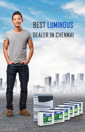 Best Luminous Battery Dealer Chennai